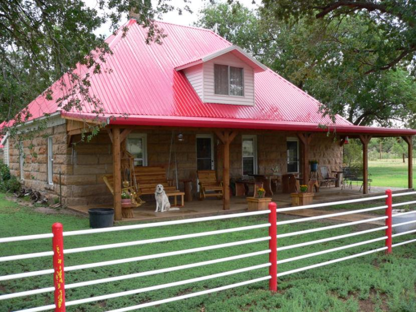 Black Mesa Bed and Breakfast Ranch House